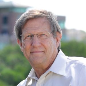 Dr. Wess Stafford, President Emeritus of Compassion International